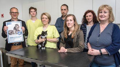 Subsidie voor castratie, sterilisatie en chippen van katten