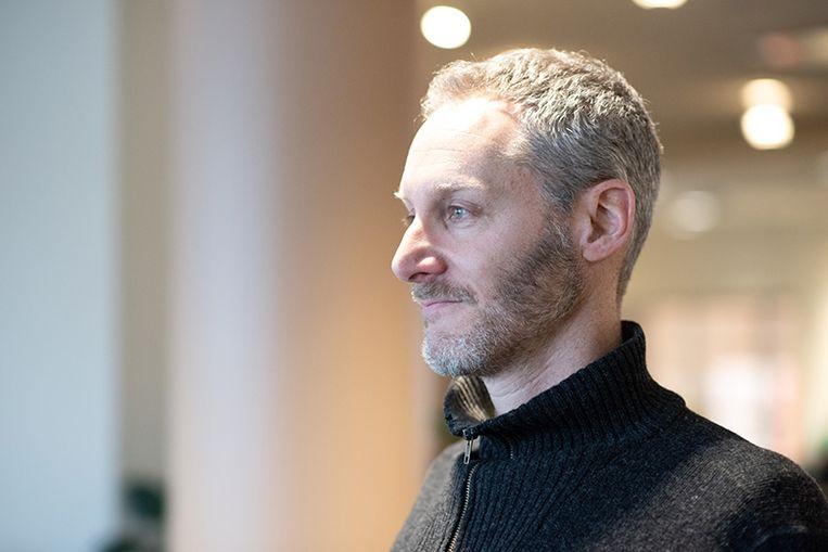 Joshua Bongard van de universiteit van Vermont in de Verenigde Staten.