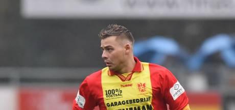 Diderik verlaat CSV Apeldoorn voor Sparta Nijkerk