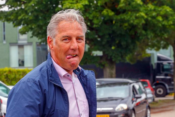 Pegida-voorman Wagensveld.
