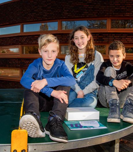 Slimste kinderen van Nederland komen uit Wijchen