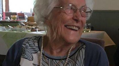 Oudste inwoner Margriet Fogen (104) overleden