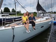 Dit gezin uit Kampen begint ondanks corona aan wereldreis op zeiljacht: 'Leven is risico's nemen'
