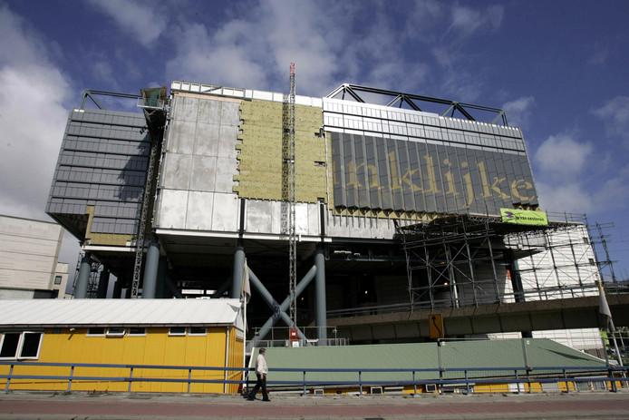 koninklijke bibliotheek gaat verhuizen: 'een complexe situatie