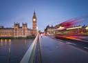 Le palais de Westminster, siège du parlement britannique, et Big Ben (archives)