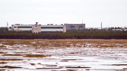 Russen maken de radioactieve stoffen bekend die vrijkwamen bij nucleaire explosie op militaire testbasis