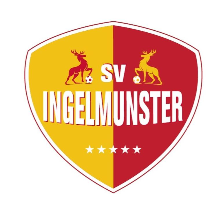 Het nieuwe logo van SV Ingelmunster.