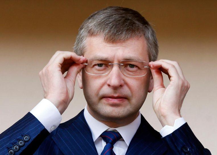 Dmitri Rybolovlev Beeld reuters