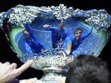 Nederland wacht zware loting in wereldgroep Davis Cup