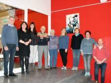 Hilvarenbeekse cursisten Carla van Gisbergen exposeren in Biest-Houtakker