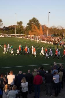 De regionale derby's uit het amateurvoetbal in beeld