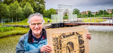 Archeologisch Hengelo juicht: Poort Huys is terug én straks in het licht