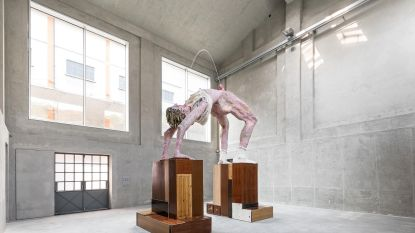 """Makers 'erectiebeeld' halen schouders op over heisa: """"Wij zijn kunstenaars"""""""