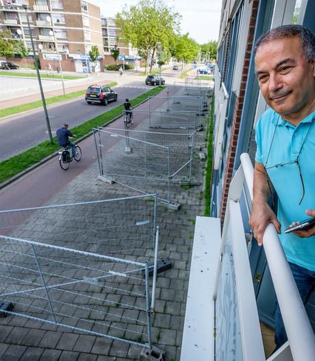 Eindelijk akkoord over brakke gevels Parkweg in Schiedam