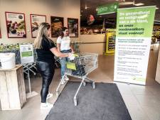 In alle supermarkten dezelfde coronaregels: Berg en Dal trommelt alle winkels op na besmettingspiek