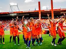 Veronica gaat duels Oranje Leeuwinnen live uitzenden