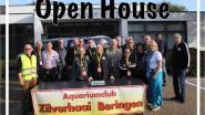Aquariumclub Beverlo zet deuren open