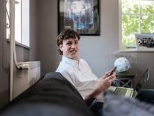 Student scoort met online boodschappenplatform: 'Lokale ondernemers helpen'