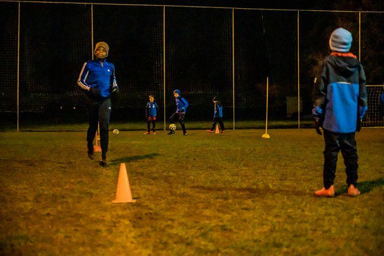 """""""Elke speler zal in de toekomst zijn talent ten volle kunnen benutten door een volledig seizoen op een perfect terrein te trainen en te spelen"""", klinkt het bij FC Juventus."""