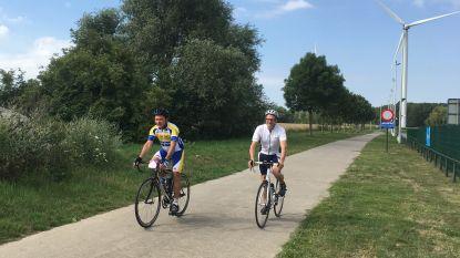 75.000 euro subsidies voor nieuwe fietsenstalling aan OLV-ziekenhuis