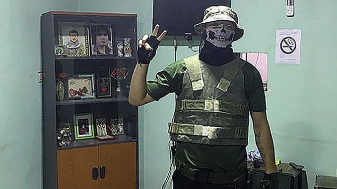 """Deze huurling doodde al 26 IS'ers: """"Ik hou gewoon van moorden, het kan me niet schelen wie de vijand is"""""""