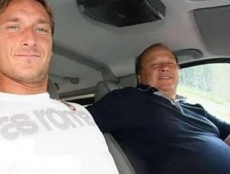 Ciao Enzo: AS Roma-legende Francesco Totti verliest zijn vader aan de gevolgen van corona