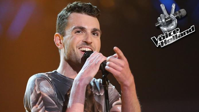 Duncan deed onder zijn echte naam in 2014 mee aan The Voice.