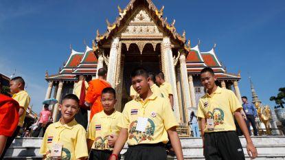 Iedereen in Thailand wil verdienen aan grotjongens