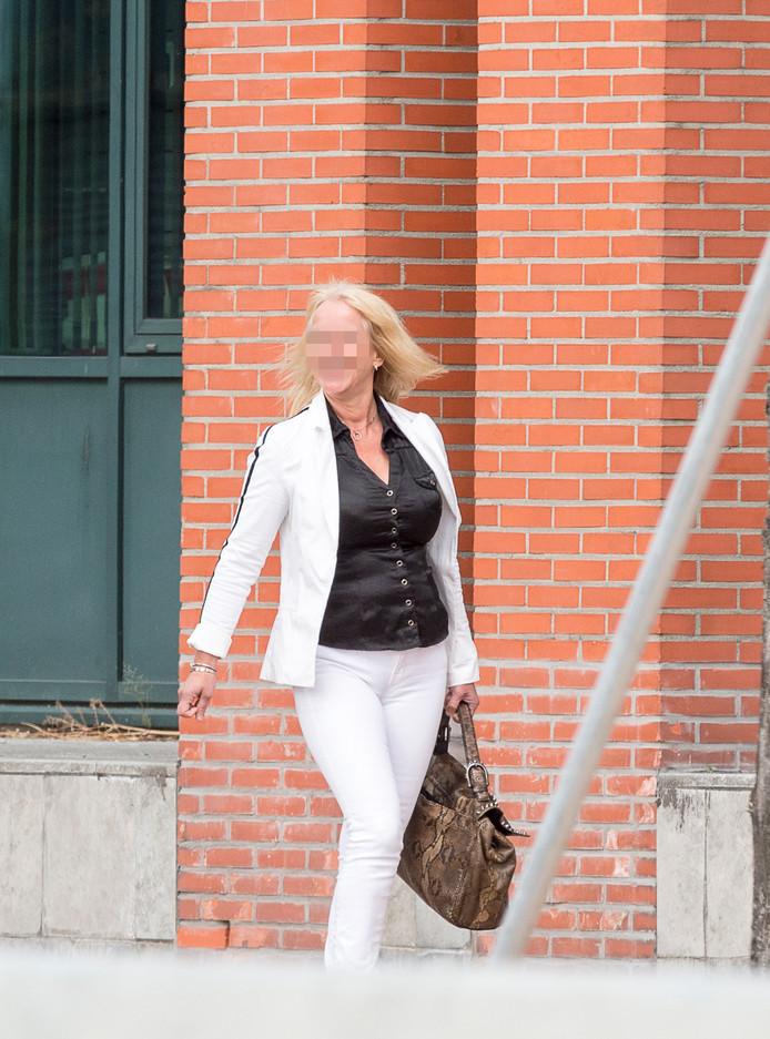 Angelique H. eerder bij de rechtbank.