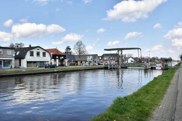Kanaal Almelo-De Haandrik.