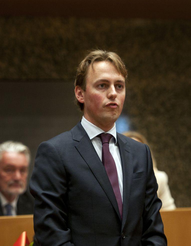 PvdA-Kamerlid Henk Nijboer Beeld null