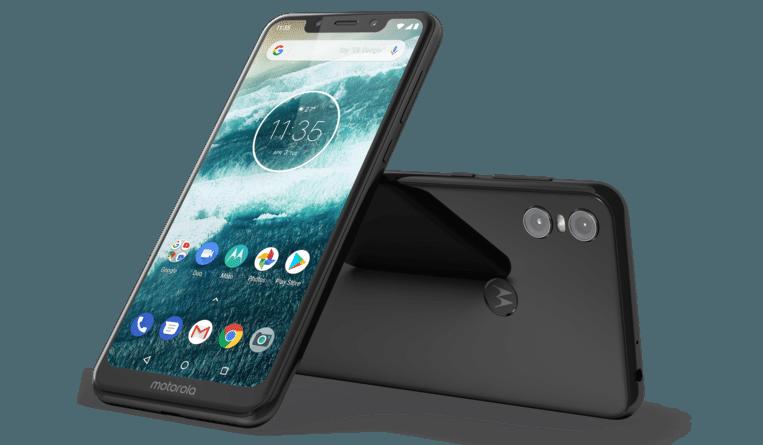 De Motorola One.