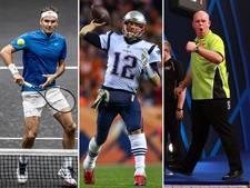 Van Gerwen bij BBC-nominaties tussen Federer en Brady