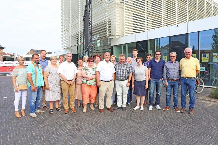 De ploeg van CD&V/Volks wil de grootste partij van Ternat worden.