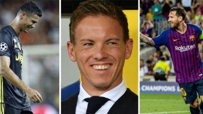 De link van Ronaldo met Jan Breydel, de jongste coach ooit en Messi met een nieuwe straffe stoot: de opvallendste CL-statistieken van de eerste speeldag