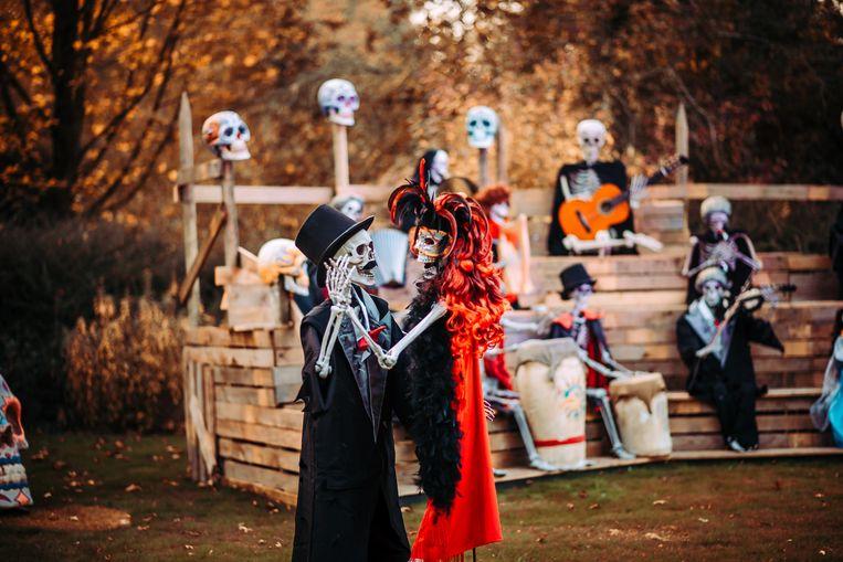 Niet voor bangeriken: Halloween in Bellewaerde.