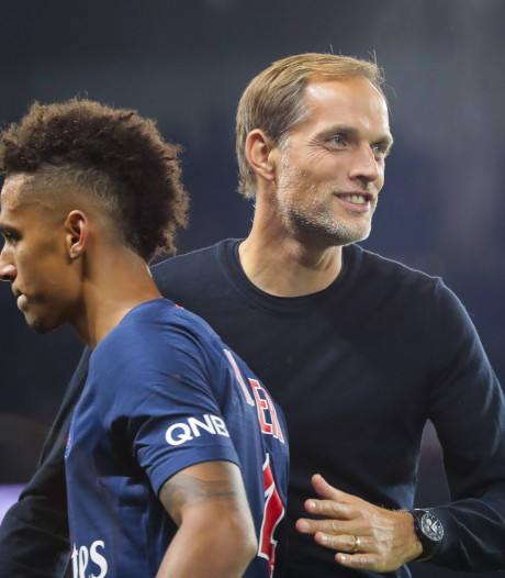 PSG verlengt contract trainer Tuchel