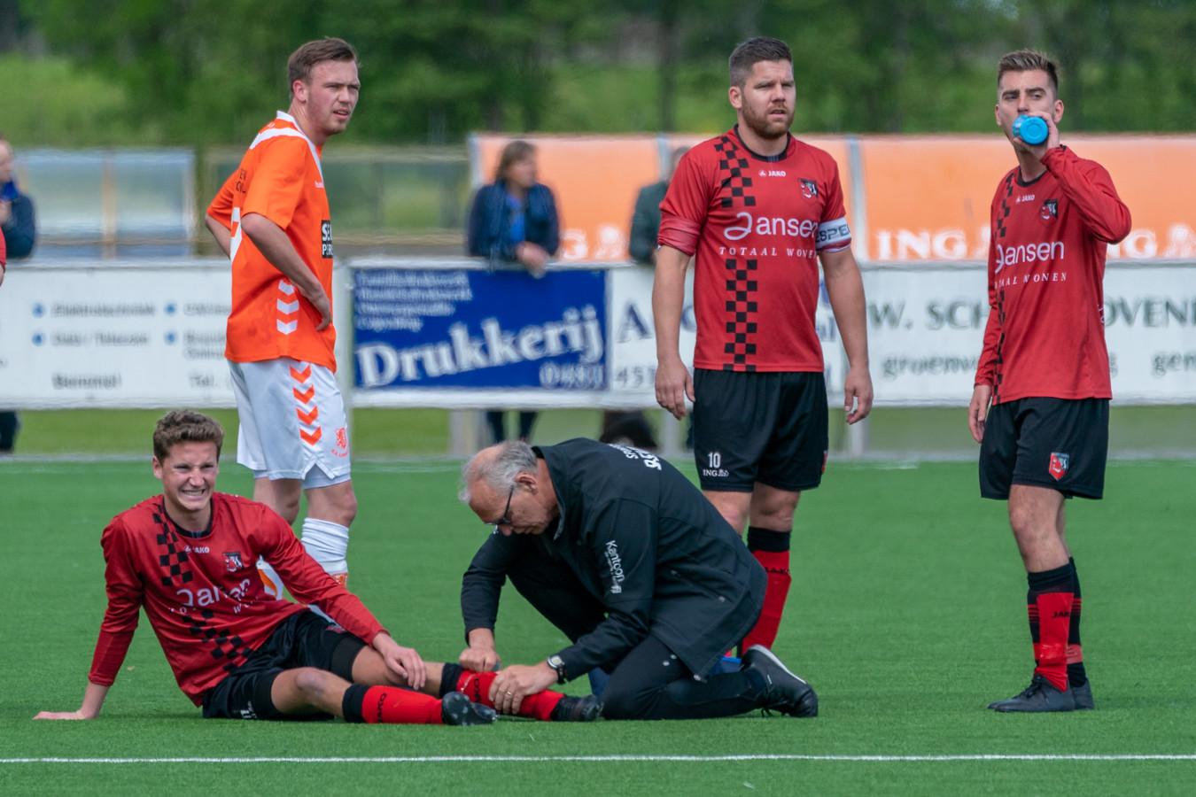 SC Bemmel heeft zich op de valreep versterkt met een verdediger.