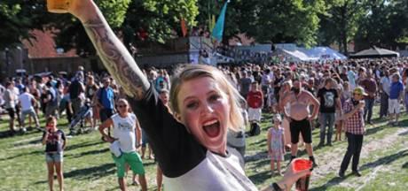 Zonovergoten editie festival Op de T in Bergen op Zoom