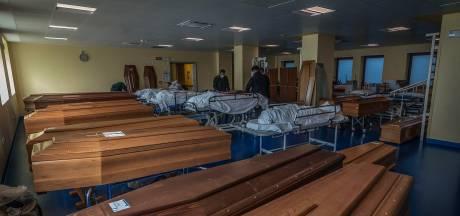 Italiaans Bergamo verandert in spookstad: elk half uur een begrafenis