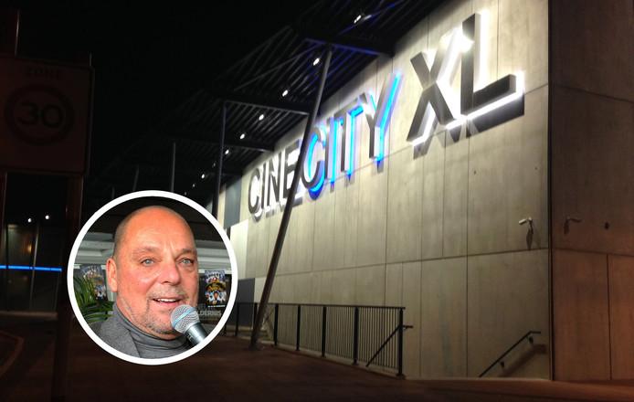CineCity verenigt steeds meer functies, met als opvallendste toevoeging vorig jaar CCXL Theater, waardoor ook voorstellingen en concerten worden geprogrammeerd. Inzet: Ad Westrate