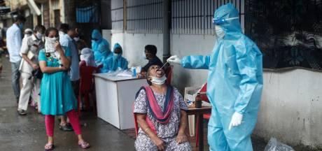 L'Inde enregistre plus de 22.000 infections au coronavirus en 24 heures