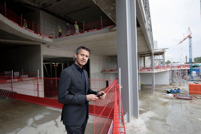 Bart van Twillert, country manager van Westfield.  Beeld Inge Van Mill