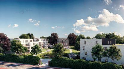 64 appartementen in oase van groen