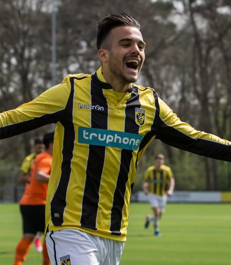 Anil Mercan van Jong Vitesse naar Turkse competitie