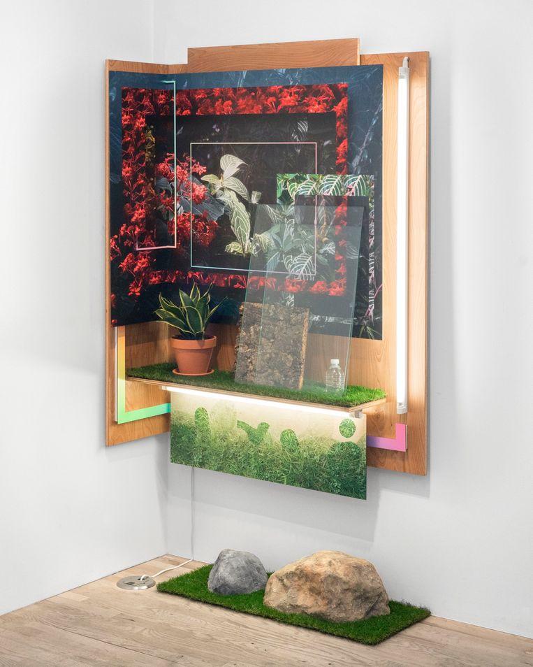Mark Dorf in Foam. Beeld Postmasters Gallery