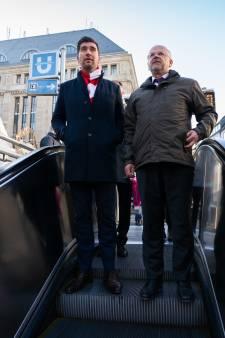 Den Haag op zoek naar geld en groots ov in Düsseldorf
