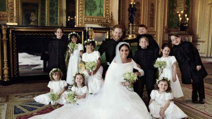 Hoe de fotograaf de bruidskinderen van Meghan en Harry kon omkopen