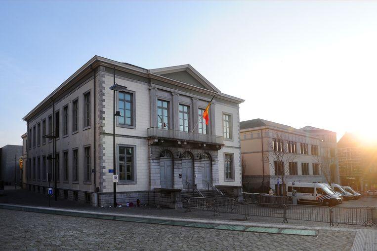 De correctionele rechtbank van Tongeren.