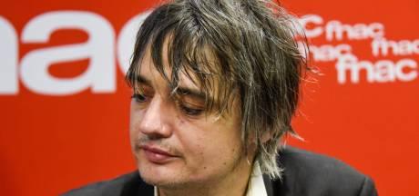 Pete Doherty à nouveau arrêté à Paris